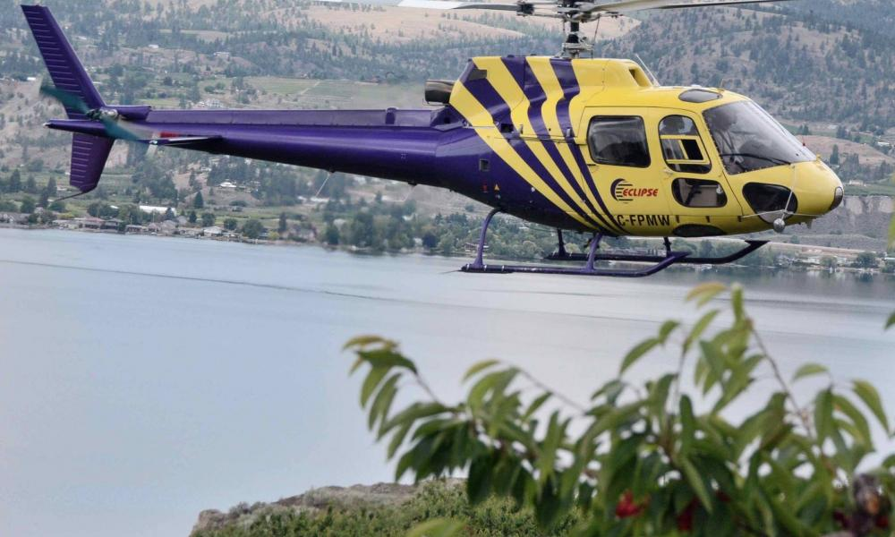 Eclipse Helicopter Tours